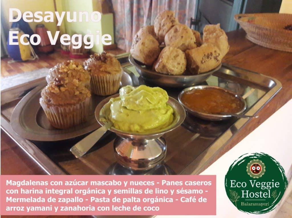 desayuno eco veggie 2 1024x766 - Menúes Eco veggie