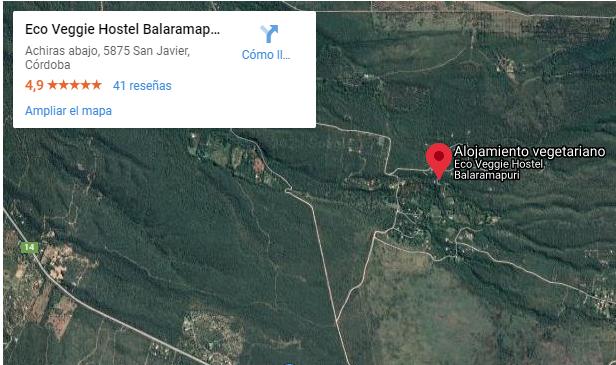 ubicacion google maps - Nuestro Predio